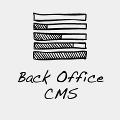 Back Office et CMS automobile